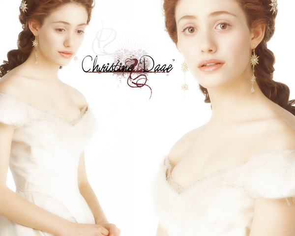 Emmy Rossum-Christine by Cameron-Chase91 on DeviantArt Emmy Rossum Wallpaper Christine