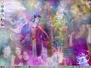 desktop by imlissy