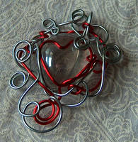 wire pendant 186 by Kimantha333
