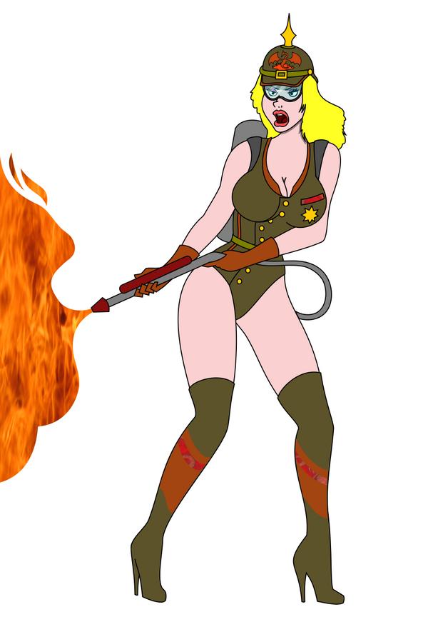 Ingrid by combatcuties