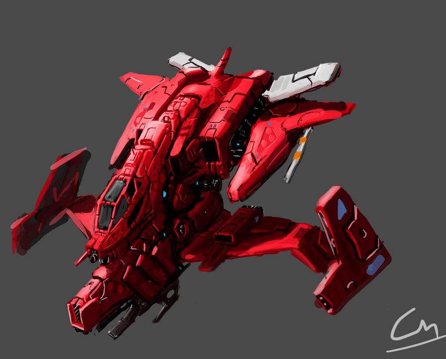 attack bomber by Zhangx