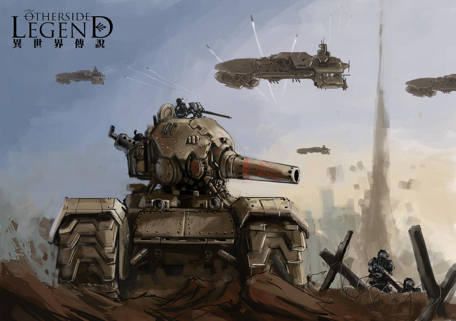 For Otherside Legend by Zhangx