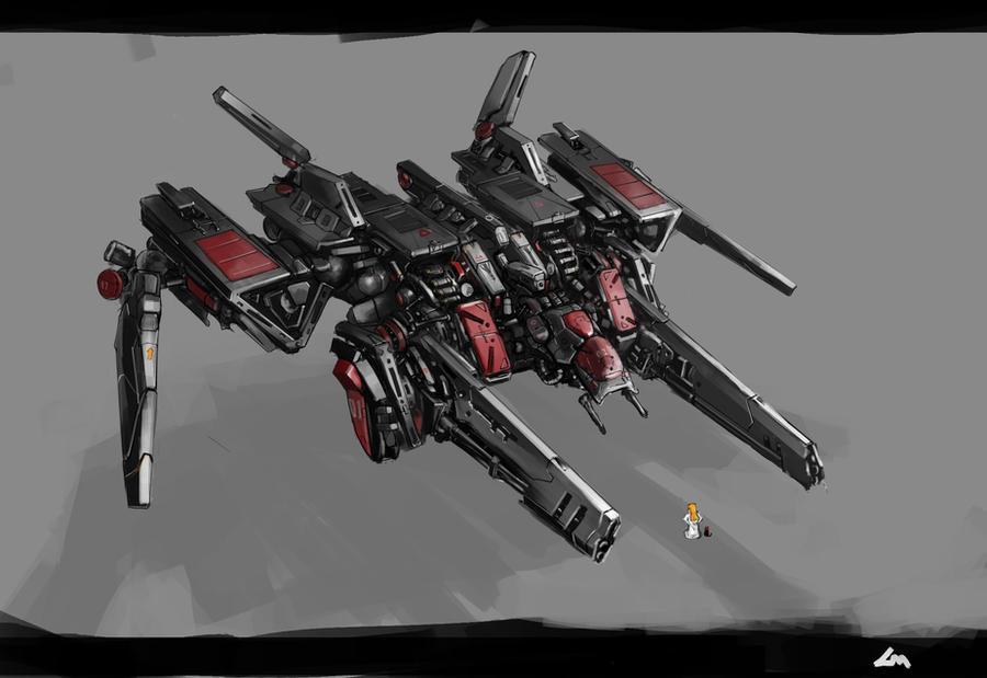 FF-01 by Zhangx