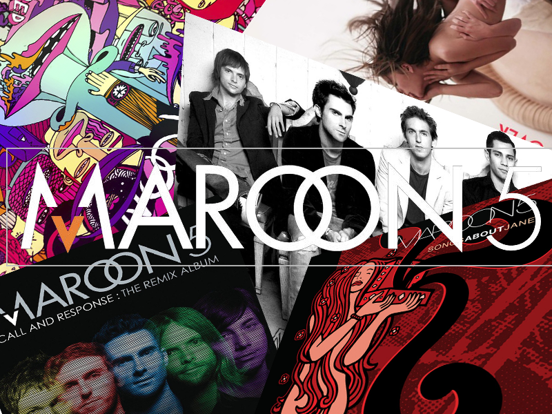 Maroon 5 Downloads