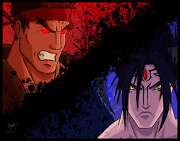 Clashing Evil's by t3hVeG
