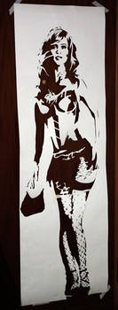 We Can Change It - Stencil