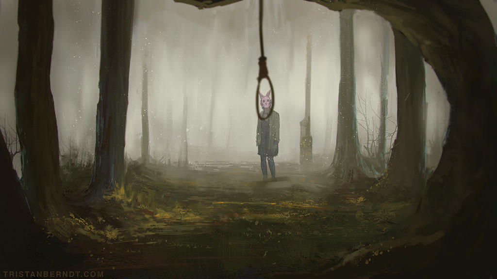 Lonely Girl Paintings