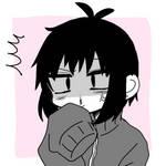 me irl in Momoko type Momoko maker