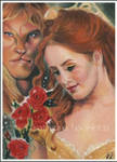 Beauty and the Beast - ACEO
