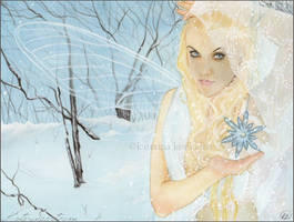 Snow Queen by Katerina-Art