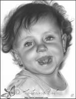 Baby Juliana by Katerina-Art