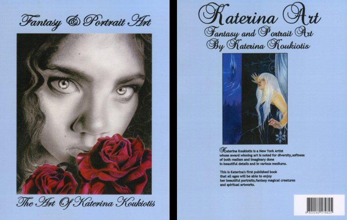 My Artbook by Katerina-Art