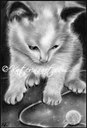 Kitty Toy by Katerina-Art