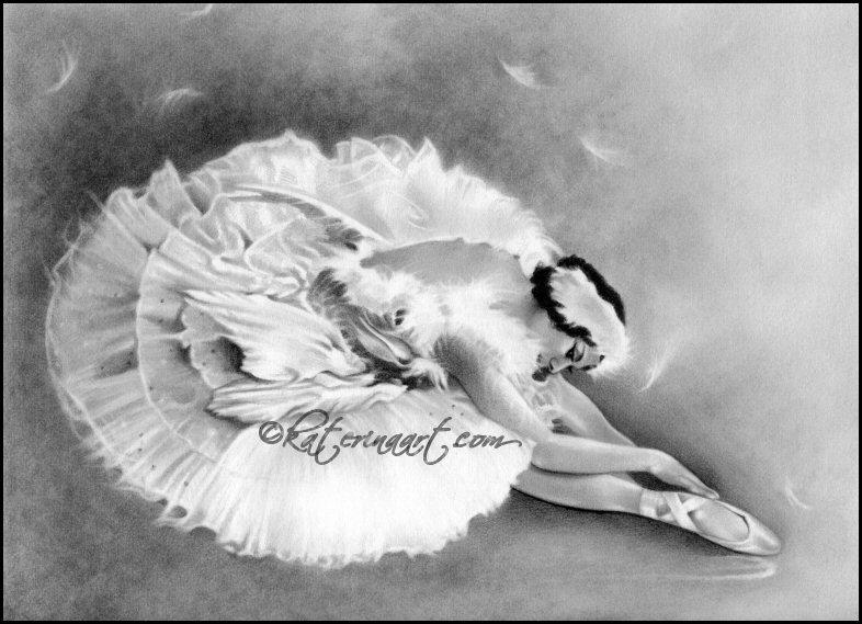 Умирающий Лебедь Катерина-Арт