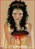 Circe by Katerina-Art
