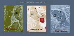 Sketch Fest 21 by Katerina-Art
