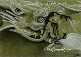 Dragon Lore by Katerina-Art