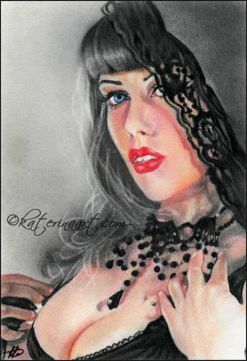 Винтаж красоты от Катерины-Арт