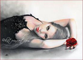 Bella Rosa by Katerina-Art