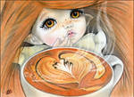 Fairy Cocoa Love by Katerina-Art