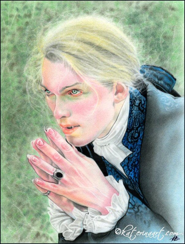 Awakened Soul by Katerina-Art