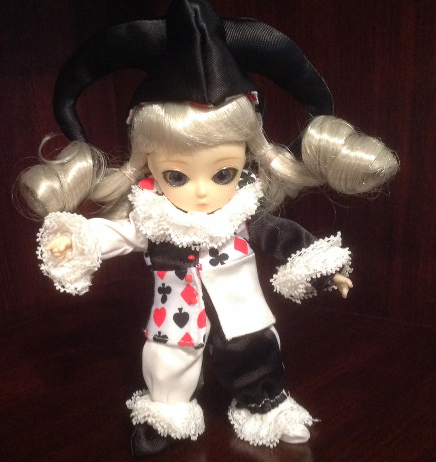 Ai BJD doll box opening video by Katerina-Art
