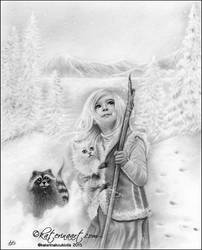 Once upon a Winter by Katerina-Art
