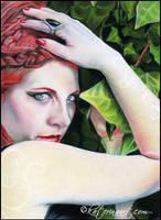 Absinthe by Katerina-Art