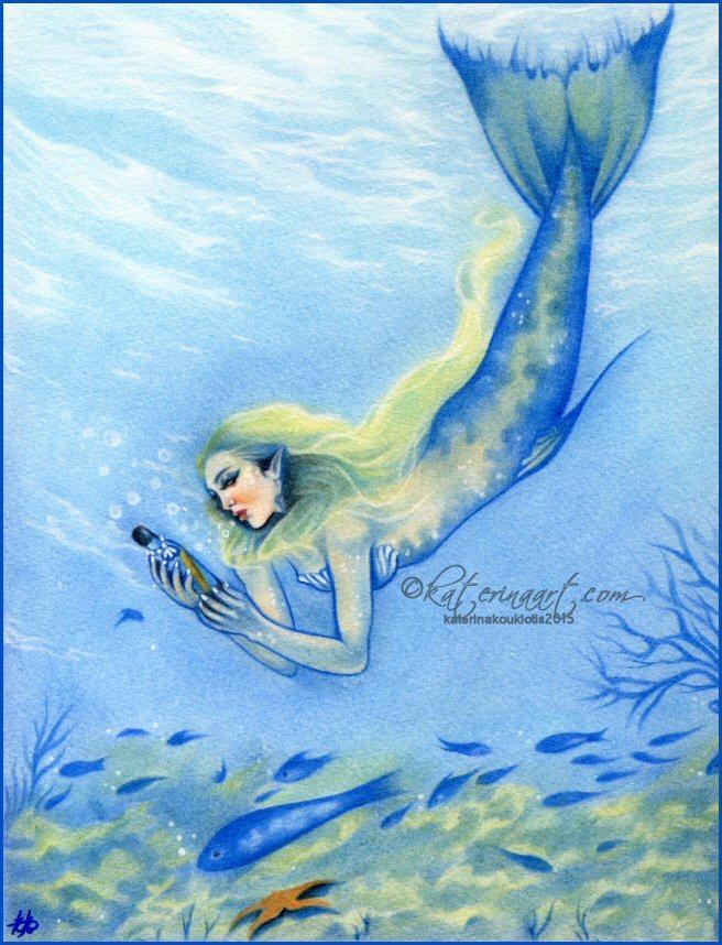 Mystic Treasure by Katerina-Art