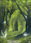 Enchanted Forest by Katerina-Art