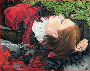 Eternal Sleep by Katerina-Art