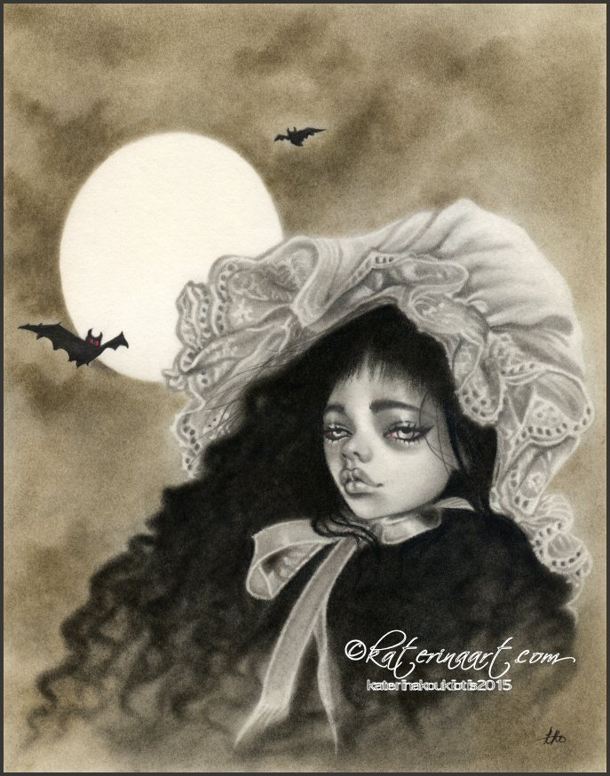 Midnight Rhapsody by Katerina-Art
