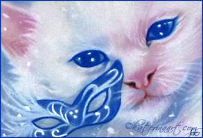 Kitty Spell by Katerina-Art