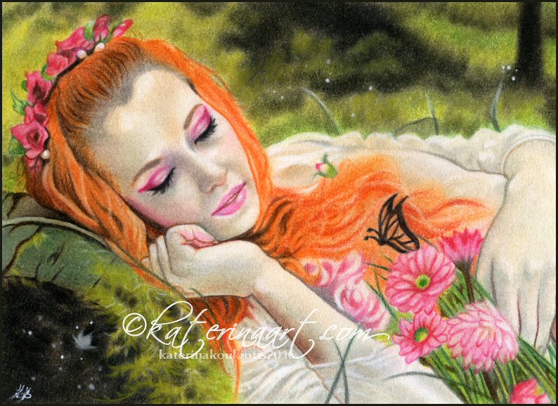 Весенняя мечта Катерины-Арт