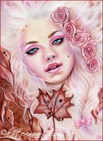 Rococo Beauty by Katerina-Art