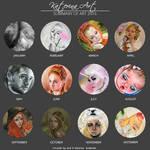 Art Summary 2016 by Katerina-Art