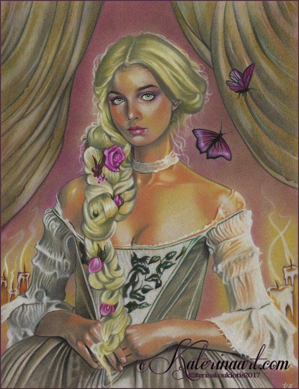 Claudette by Katerina-Art