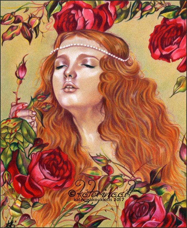 Розы среди шипов Катерины-Арт