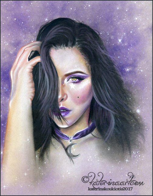 Небесная Богиня Катерина-Арт