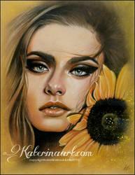 Summer Beauty by Katerina-Art