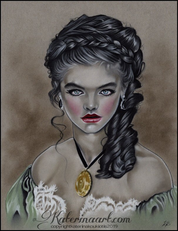 Josette by Katerina-Art