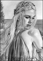 Helen Of Troy by Katerina-Art