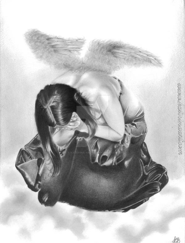 Tears In Heaven by Katerina-Art