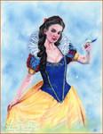 Snow White - commission