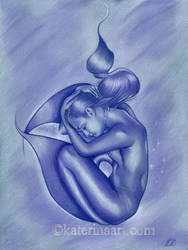 Mermaid Dream... by Katerina-Art