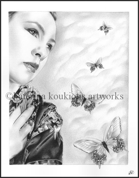 Butterfly Dream by Katerina-Art