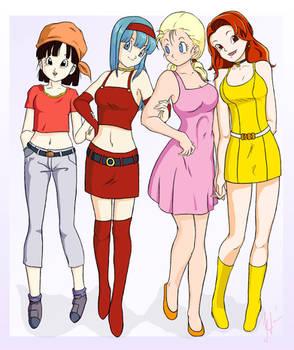DB GT Girls