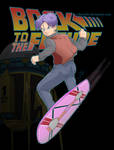 Future Trunks - Back to the Future