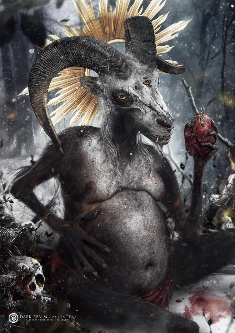 The Horned God / Insanity by svpermchine
