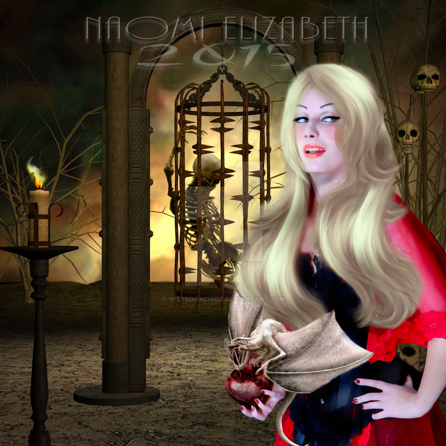 MissHorror by Wiltedorchidz